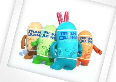TranQuini – 3D Character Animations